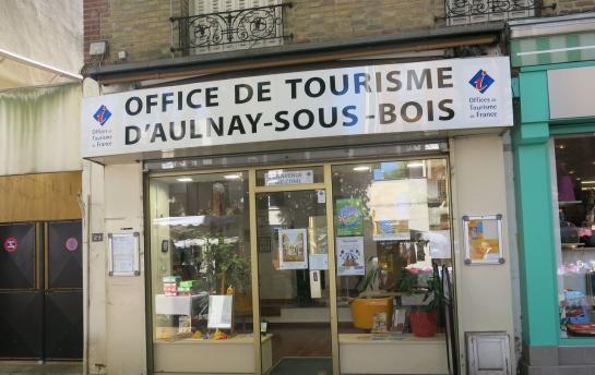 L'office de tourisme d'Aulnay-sous-Bois a un succès fou !