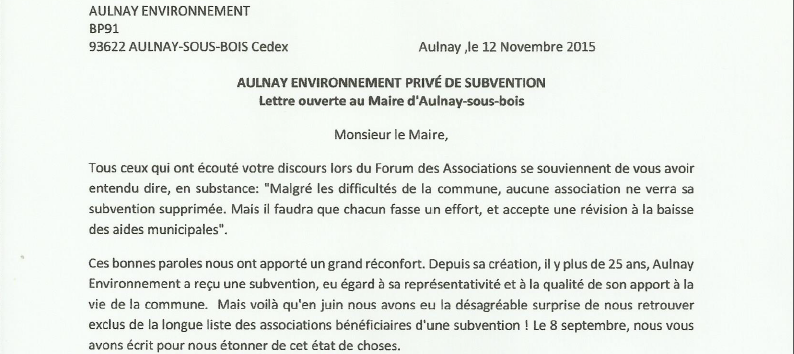 Associations Aulnaylibre