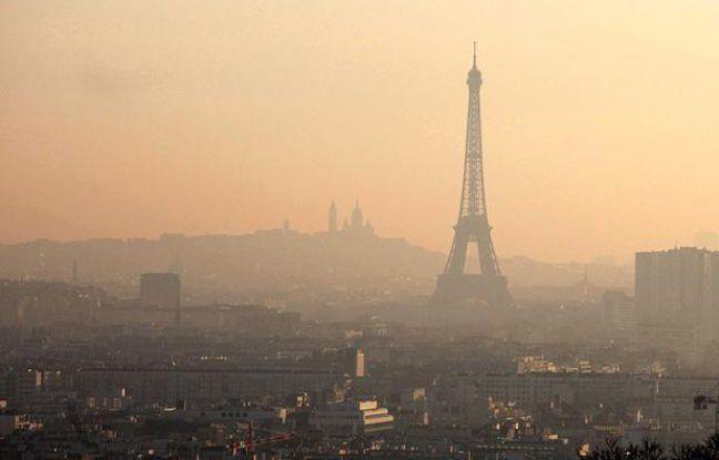 alerte pollution aux particules fines en r gion parisienne aujourd hui aulnaylibre. Black Bedroom Furniture Sets. Home Design Ideas