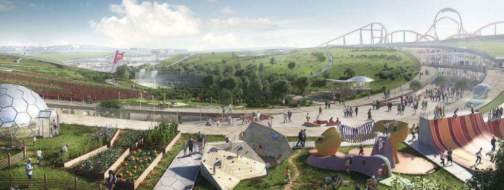 Faut-il empêcher Europa City alors qu'il va créer 17500 emplois, un parc aquatique et une piste de ski près d'Aulnay-sous-Bois ?