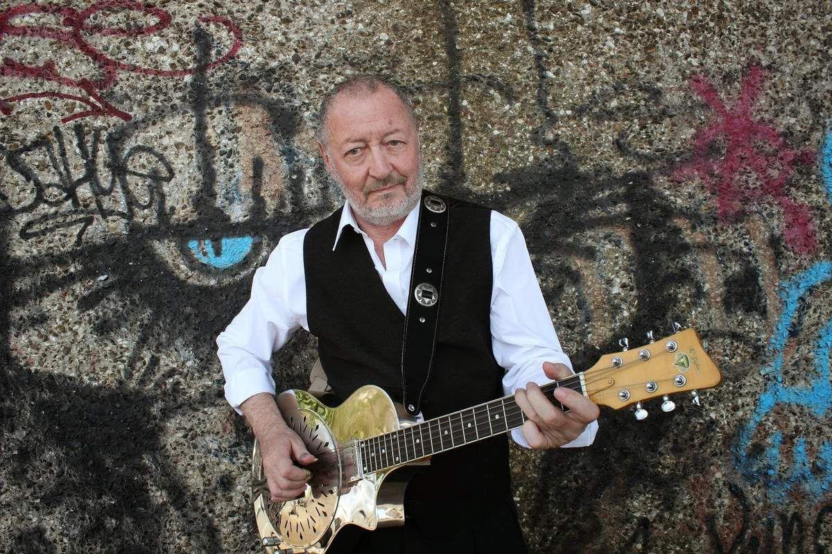 Conférence sur le blues à Aulnay-sous-Bois le 5 avril 2016