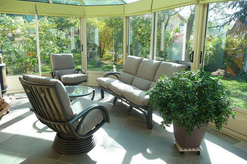 photos de nos collections de salon en rotin pour - Salon Rotin Pour Veranda