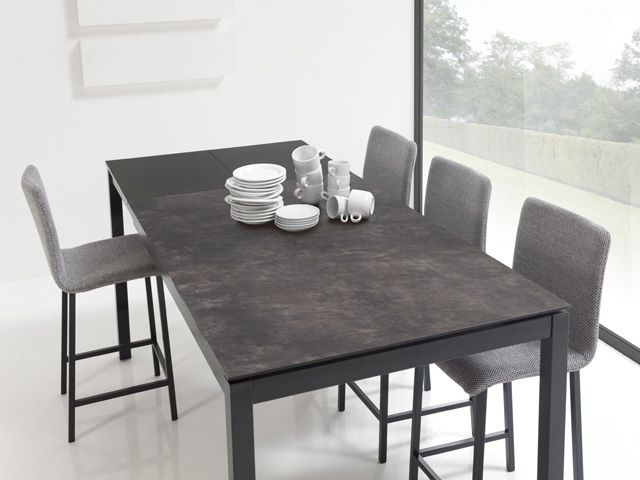 Table ceramique altea exodia home design tables - Table salle a manger ceramique ...