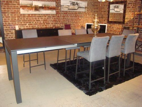 Les tables en ceramique exodia home design tables - Table basse 110x110 ...