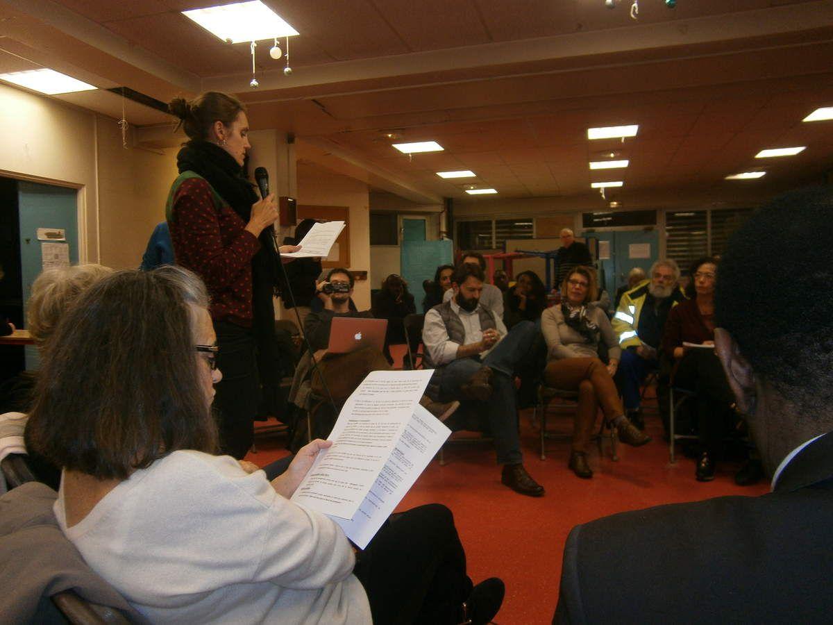 Le Conseil de quartier des Coutures s'est tenu ce mardi 10 février