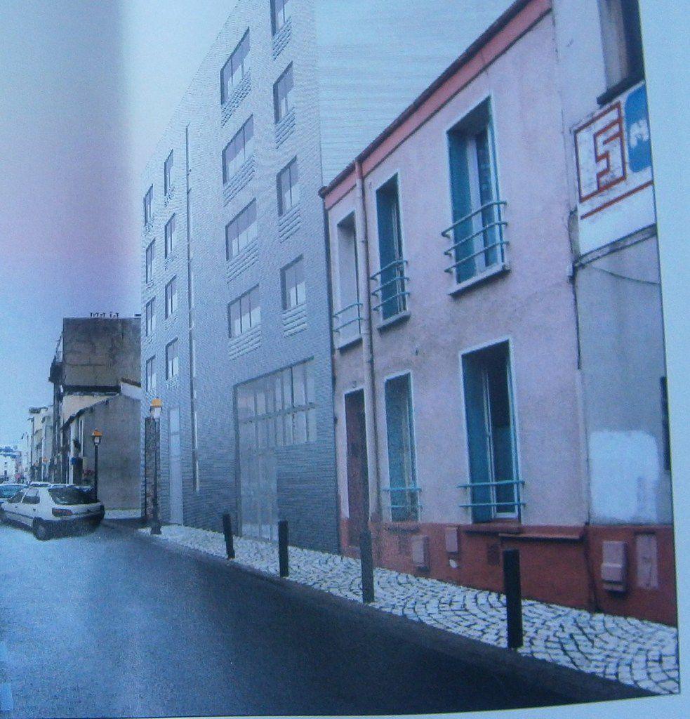 Et hop ! 3 projets immobiliers de plus dans les Coutures à Bagnolet !