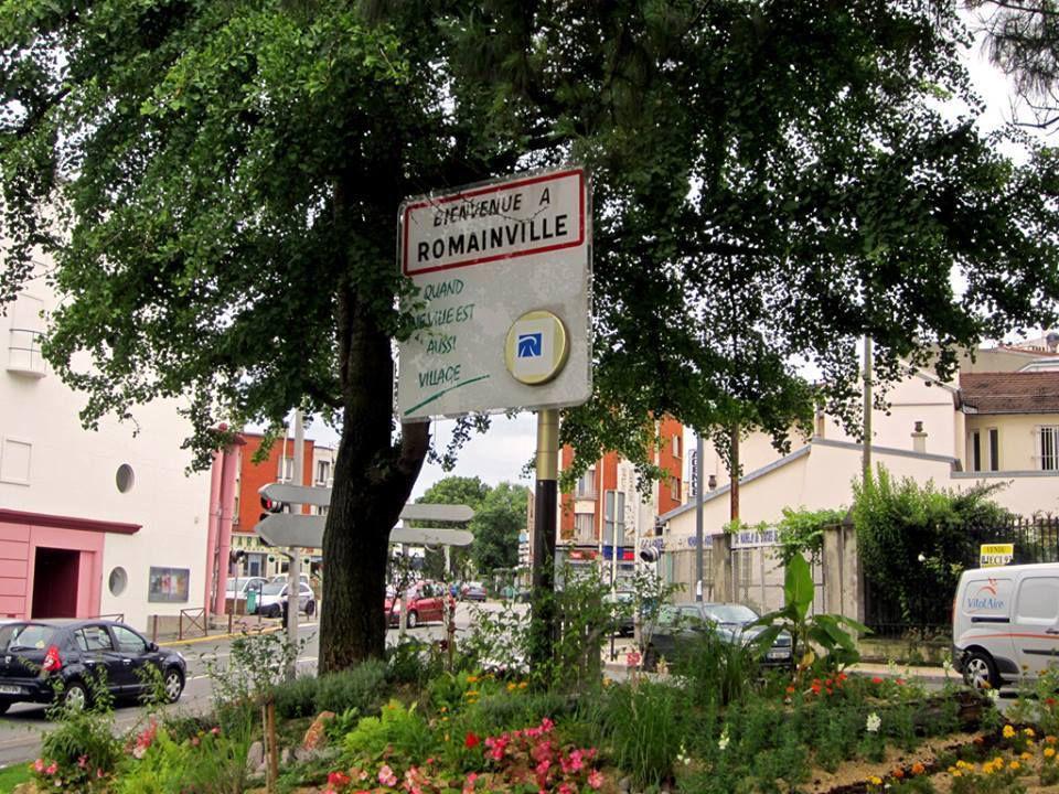 « Bienvenue » à Romainville-sur-béton …