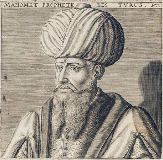 « Le fanatisme ou Mahomet le prophète » de Voltaire -1