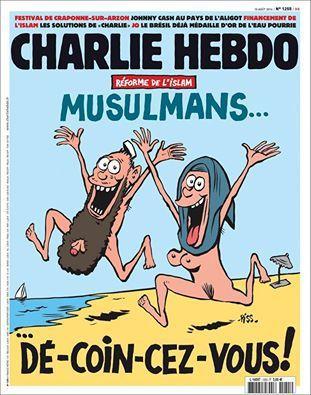Il y a - semble-t-il - des adeptes de Charlie au Maroc !