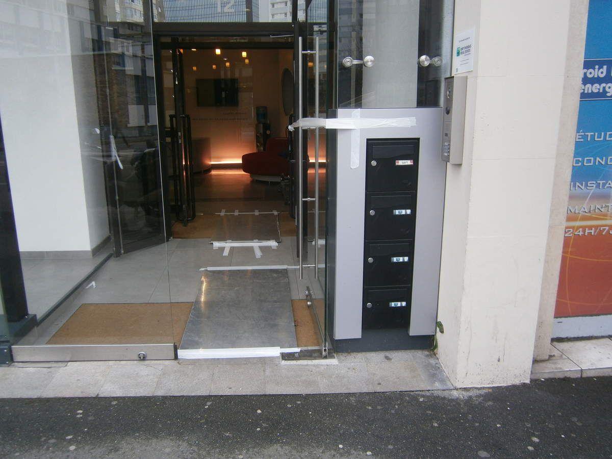 Les bureaux de l'entreprise SAFT déménagent