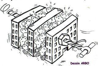 Construction n'égale pas logements pour les démuniEs!
