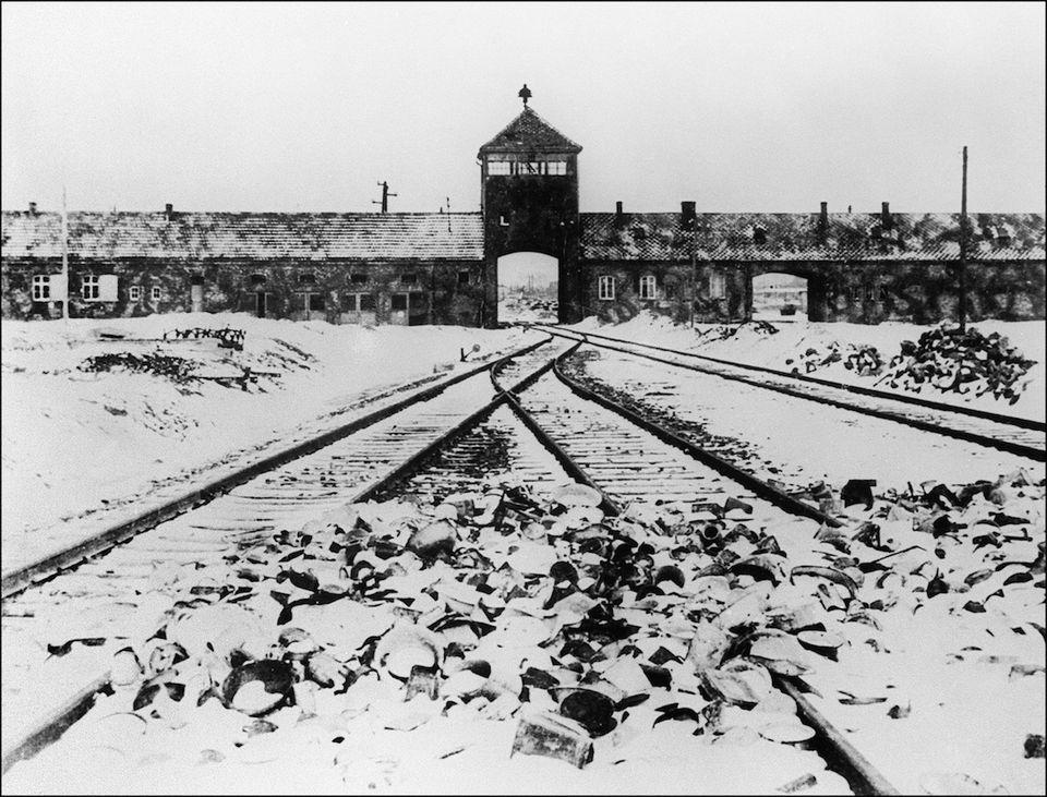 70ème anniversaire d'Auschwitz