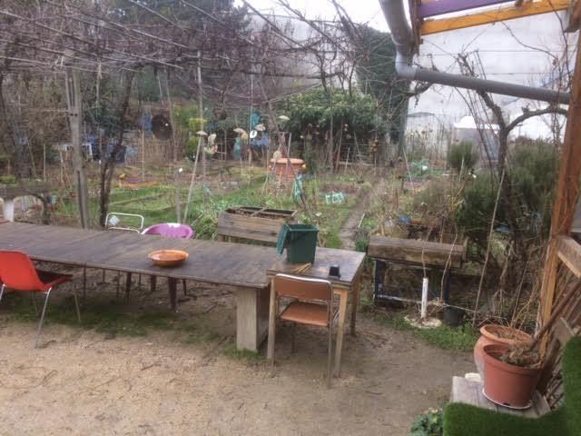 Au jardin Guinguette de la Dhuys ce samedi 11 février