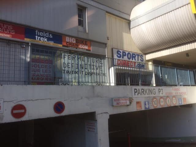 """Au revoir """"direct sport"""" ..."""