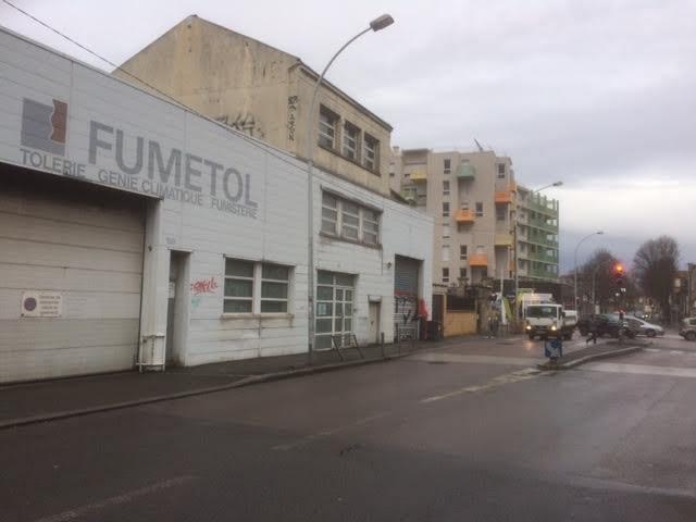 Ex Fumetol 193-197 avenue Pasteur : sur le futur projet immobilier