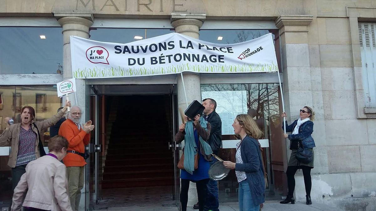 Romainville, pour l'ex-place du marché: mobilisation jeudi devant la mairie