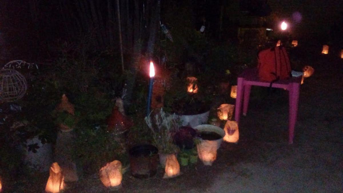 Encore des photos de la fête du Jardin partagé «Guinguette» de la Dhuys