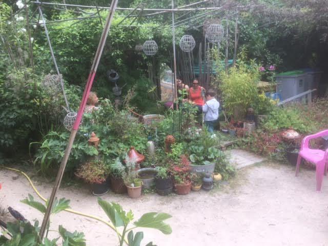 Belle et grosse journée ce samedi 4 juin au Jardin Guinguette
