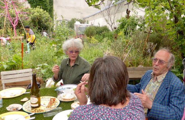 Re-Jardin Guinguette de la Dhuys samedi 3 juin
