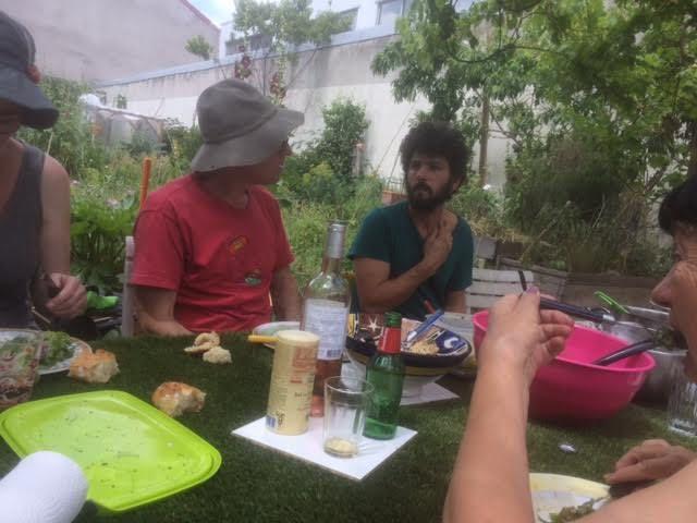 Au Jardin Guinguette de la Dhuys ce samedi 17 juin
