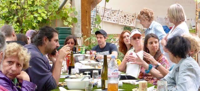 Au Jardin Guinguette de la Dhuys ce samedi 24 juin