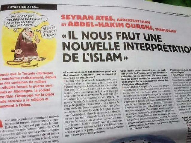 Charlie Hebdo du 28 juin 2017