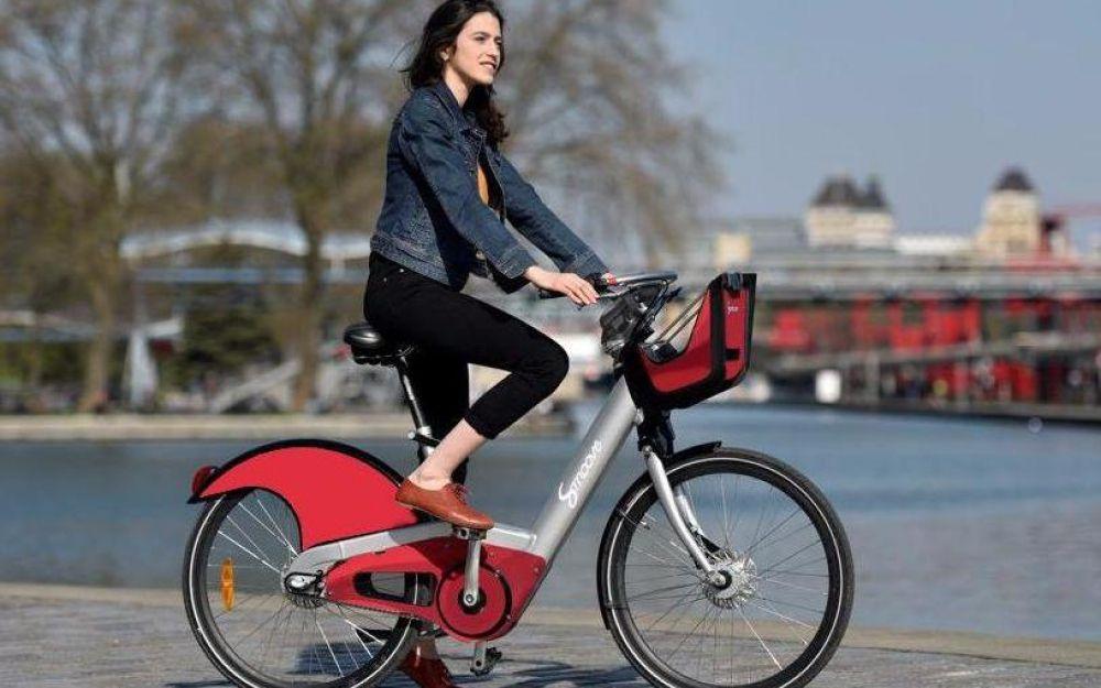 Sur le nouveau vélib' en banlieue à partir du 1er janvier 2018