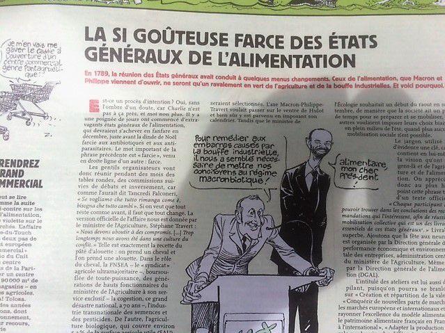 """Ft les articles """"écologie"""" de Fabrice Nicolino."""