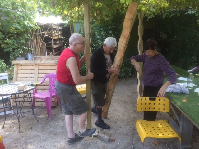 Au Jardin Guinguette de la Dhuys ce samedi 19 août