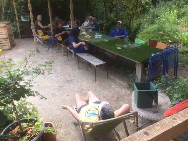 Au jardin guinguette de la Dhuys ce samedi 26 août