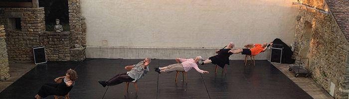 Et si on se refaisait une petite danse, à la scène Faramine en Bourgogne, été 2015