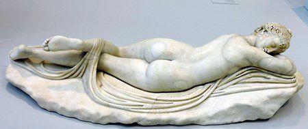 Hermaphrodite (copie romaine)