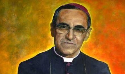 Le Pape François et Mgr Romero, Martyr du Christ