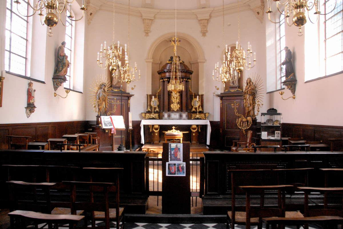 CHAPELLE AU BEGUINAGE