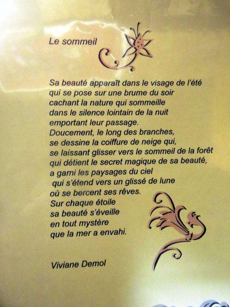 15-09-20- LE SOMMEIL (VIVIANE DEMOL)
