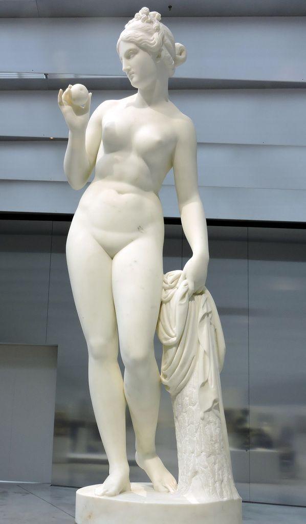 Venus à la pomme 1805  Bertold Thorvaldsen Copenhague 1788