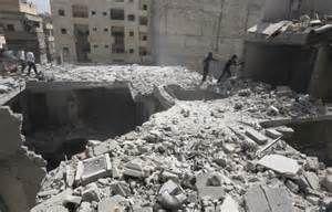 Alep,ville d'indifférence