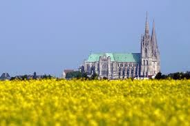 Cathedrale de Chartres -  be.france.fr