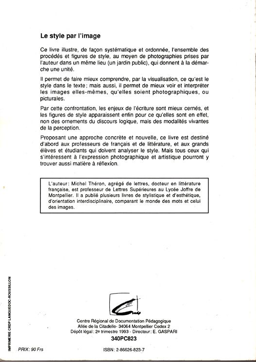 Le style par l'image (1993)