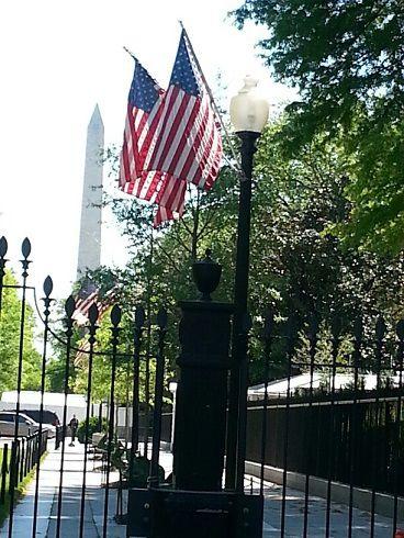 Le monument de Washington