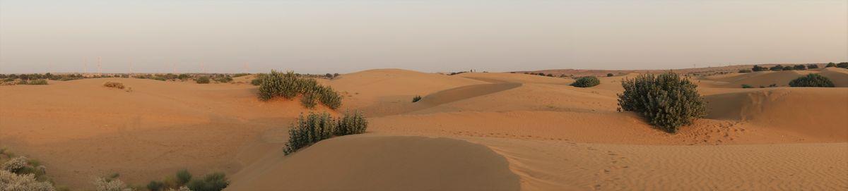 Jaisalmer et Sam Dunes