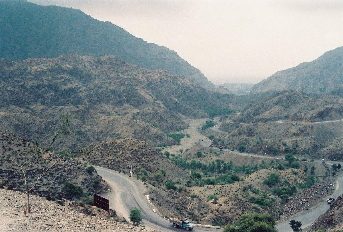 A la passe de Khyber