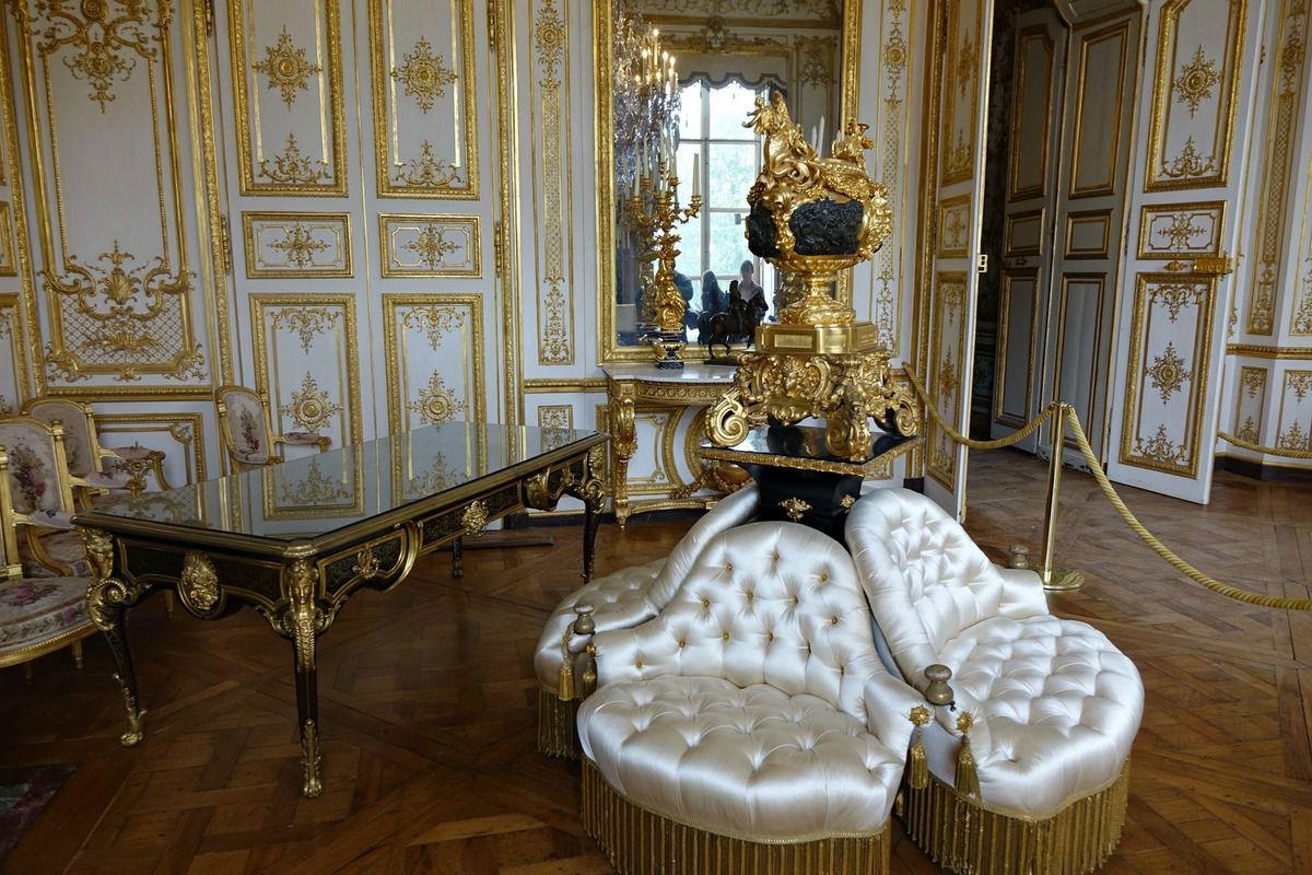 Une petite visite à Chantilly