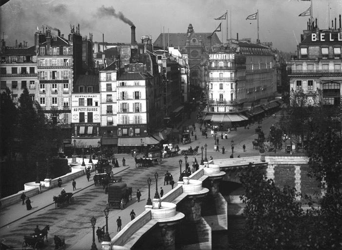 LE PARIS DES GRANDS MAGASINS  - 2ème Partie