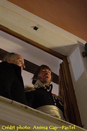 Napoléon de retour à Gap