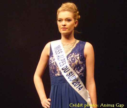 Miss Alpes du Sud 2014