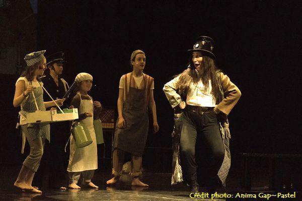 L'opéra pour enfants Brundibár à Gap