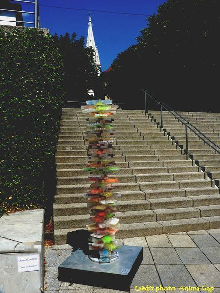 Gap, l'art est dans la rue