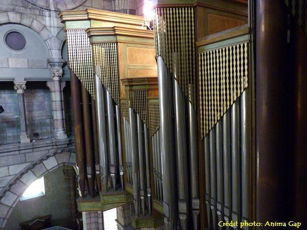 Le Grand orgue Jean Dunand