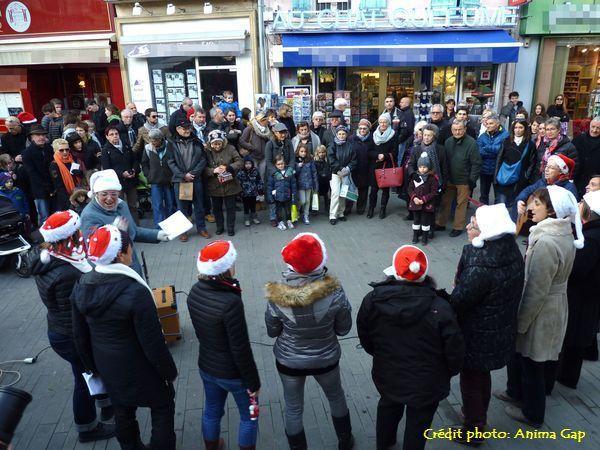 Gap : Noël 2015 est lancé…